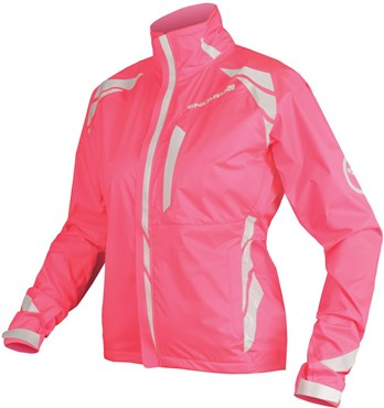 Image of Endura Luminite II Womens Waterproof Cycling Jacket AW16