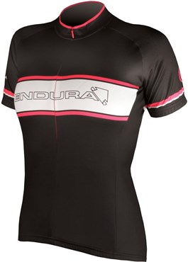 Image of Endura Retro Womens Short Sleeve Cycling Jersey SS16