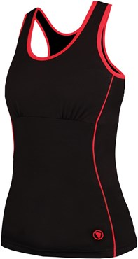 Image of Endura Womens Saghetti Support Vest SS16