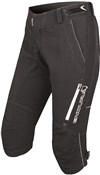 Endura SingleTrack II Womens 3/4 Baggy Cycling Shorts AW17