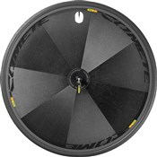 Comete Tubular Road Disc Rear Wheel With Wheel-Tyre System