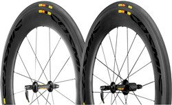 Cosmic CXR 80 Tubular Road Wheelset With Wheel-Tyre System