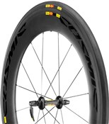 Cosmic CXR 80 Tubular Road Wheel With Wheel-Tyre System