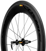 Cosmic Carbone 80 Tubular Road Wheel With Wheel-Tyre System