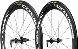 Cosmic Carbone SLE Clincher Road Wheelset With Wheel-Tyre System