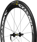 Cosmic Carbone SLE Clincher Road Wheel With Wheel-Tyre System