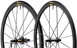 R-Sys SLR Tubular Road Wheelset With Wheel-Tyre System