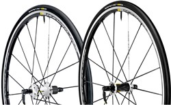 Ksyrium SLS Clincher Road Wheelset With Wheel-Tyre System