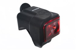 1 LED USB Rechargeable Silicone Rear Light