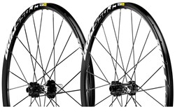 Crossride Disc INTL 9/9 MTB Wheelset
