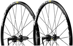 Crossride Disc Centre Lock MTB Wheelset