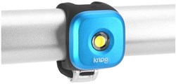 Product image for Knog Blinder 1 LED Standard USB Rechargeable Front Light