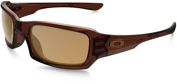 Image of Oakley Fives Squared Polarized Sunglasses