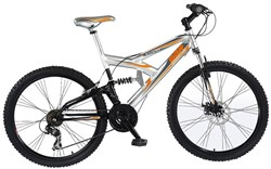 Blackout Mountain Bike 2013 - Full Suspension MTB