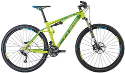 AMS 120 29 Race Mountain Bike 2013 - Full Suspension MTB