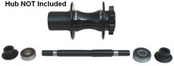 Spin Doctor Rear Axle