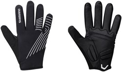 Light Winter Long Finger Cycling Gloves