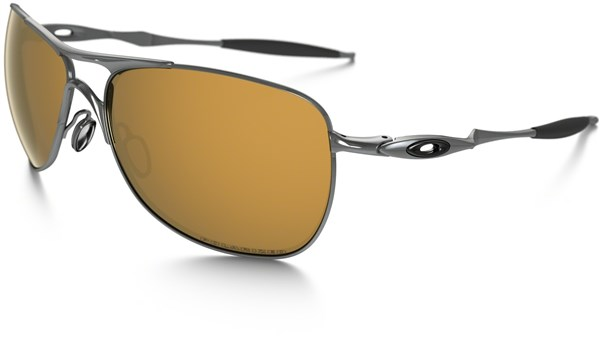 Image of Oakley Titanium Crosshair Polarized Sunglasses