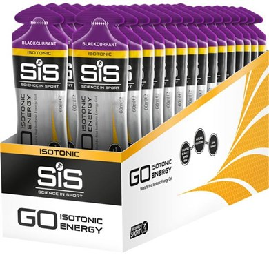 Image of SiS Iso Gel Multipack - 6 Pack