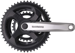 Tourney Chainset Without Chainguard FCM131