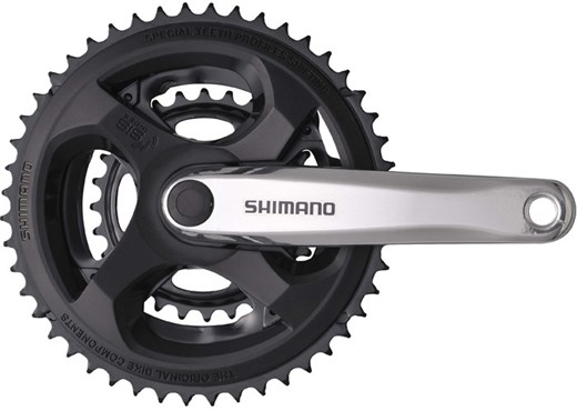 Shimano Tourney Chainset Without Chainguard FCM131