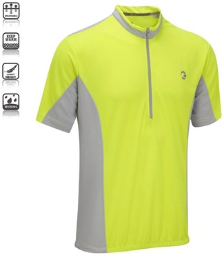 Tenn Cool Flo Breathable Short Sleeve Cycling Jersey SS16