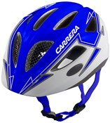 Carrera Boogie Kids Cycling Helmet With Rear Light