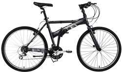 Espresso D21 2013 - Folding Bike