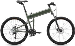 Montague Paratrooper 2015 - Folding Bike
