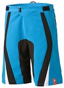 Kids Baggy Cycling Shorts with Liner
