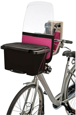 Bobike Bobox Lockable Basket