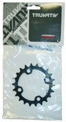 Product image for Truvativ MTB 22T 4 Bolt 64mm BCD Chainring