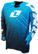Vapor Noise Long Sleeve Cycling Jersey