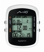 Mio Cyclo 105HC GPS Cycling Computer With Heart Rate and Cadence
