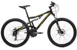 Outlook FS Mountain Bike 2013 - Full Suspension MTB
