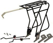 Journey Uni-Fit Mk 3 Alu Rear Rack