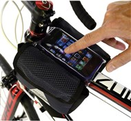 Gran-Fondo Smartbag Touch Frame Bag