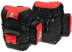 Modular Grand Tour 60 Touring Pannier Bag Set
