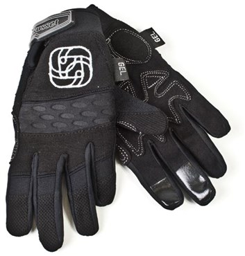 Gusset I.F. Stealth Long Finger Cycling Gloves