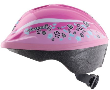 Apex Gem Bumper Junior Kids Cycling Helmet
