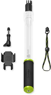 GoPole Evo - Transparent Floating Extension Pole for GoPro Cameras