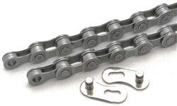 Product image for Clarks 9 Speed 116 Links Chain With Anti Rust Quick Release Link Included