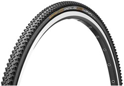 Continental CycloX-King RaceSport Black Chili Folding Cyclocross Tyre