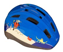BHE-46 - Mini Pirate Kids Helmet