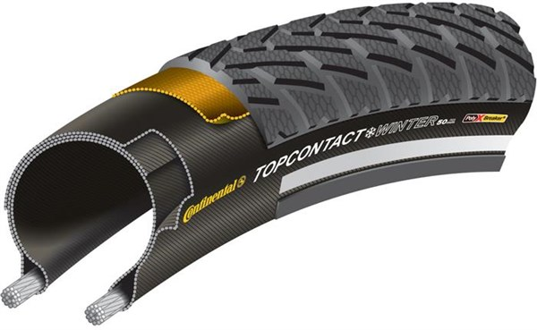 Image of Continental Top Contact Winter II Reflex Hybrid Tyre