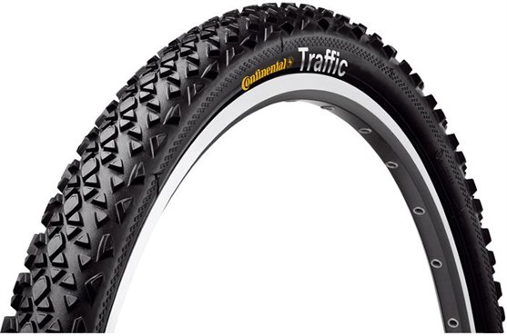Continental Traffic 24 inch Off Road MTB Tyre