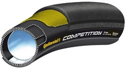 Tubular Competition Vectran Black Chilli Road Tubular Tyre