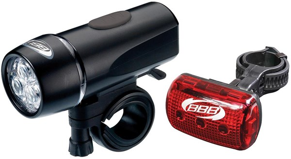 Image of BBB BLS-28 - UltraCombo Front & Rear Light Set