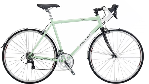Image of Roux Menthe Green 2016 - Road Bike