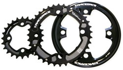 Turbine 10 Speed 104/64 Double/Bash Chainring Set